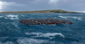Контракт компании Nexans на поставку кабеля для первой плавучей солнечной электростанции компании Equinor