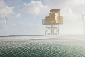 Компании RWE, Shell, Gasunie и Equinor активизируют сотрудничество в производстве зеленого водорода