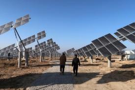 В Китае планируется ввести в эксплуатацию от 55 до 65 ГВт мощности солнечной