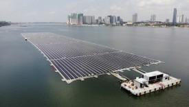 В Индонезии планируется построить плавучий энергокомплекс в составе солнечной генерации и системы накопления электроэнергии генерирующей мощностью 2,2 ГВт и энергоемкостью 4 ГВт*ч