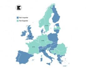 В первой половине 2021 года Франция вновь стала крупнейшим экспортером электроэнергии в Европе, обогнав по этому показателю Норвегию