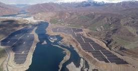 Введен в промышленную эксплуатацию первый в Турции гибридный энергокомплекс в составе гидро- и солнечной генерации