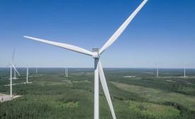 Началось строительство наземной ВЭС мощностью 216 МВт в Финляндии