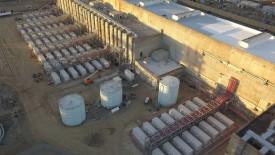 Американская Vistra завершила второй этап проекта по строительству крупнейшей в мире СНЭЭ