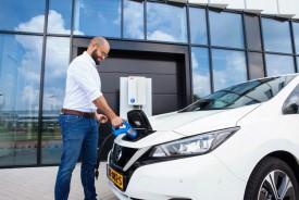 EDF и Nissan запускают новую услугу (V2G) для организаций, владеющих электромобилями в Великобритании