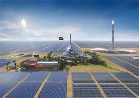Запущена первая очередь пятой фазы СЭС Аль Мактум в ОАЭ