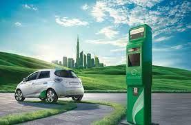DEWA установила более 300 зарядных станций для электромобилей в Дубае