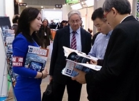 Special issue of the Russian power industry enjoys great popularity at the 4-th INT'L SMART GRID EXPO вАУ 2014