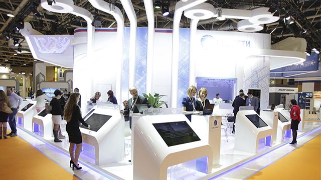 ПАО МРСК Сибири представило на RUGRIDS-ELECTRO-2015 инновационную опору ЛЭП