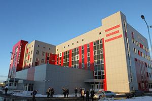 Технопарк высоких технологий «Рамеев»