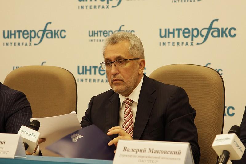 исполняющий обязанности генерального директора ОАО «ТГК-2» Петр Зарубин
