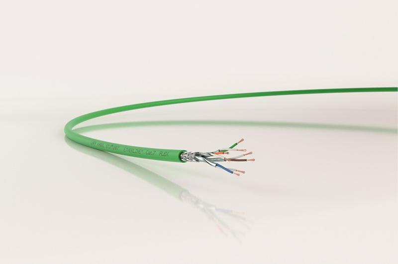 Компания Lapp представляет два новых кабеля  для быстрой передачи данных со скоростью 10 Гбит/с в соответствии со стандартом Cat. 7