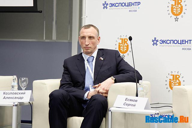 первый заместитель председателя Комитета по энергетике Государственной Думы РФ Сергей Есяков