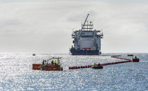 World's longest power cable to link Denmark with the UK