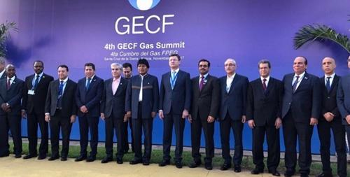 ВБоливии пройдет саммит стран-экспортеров газа