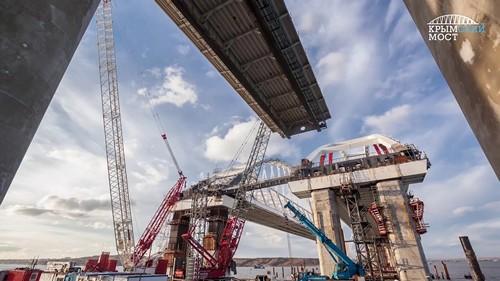 Аксенов высказался поповоду побуждений украинской столицы расследовать строительство моста вКрым
