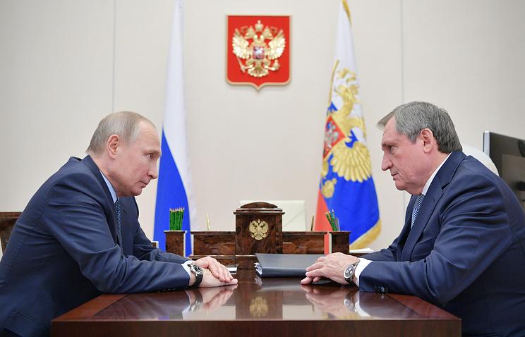 Путин объявил  онеобходимости открыть программу посозданию мощностей на далеком  Востоке