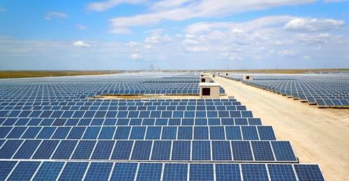 Softbank исаудиты создают проект солнечной энергии