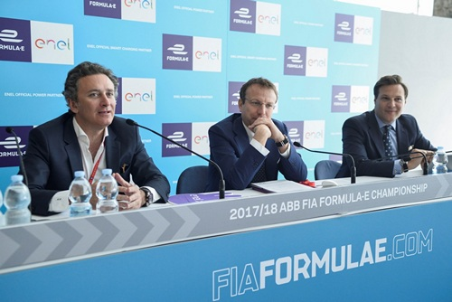 Enel expands commitment with Formula E