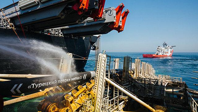 Российская Федерация увеличила нелегальные поставки газа наДонбасс