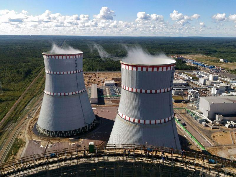 Ленинградская АЭС: оборудование блочного и резервного пунктов управления  энергоблока №2 ВВЭР-1200 готово к проливу | Атомная энергия 2.0 | 600x800