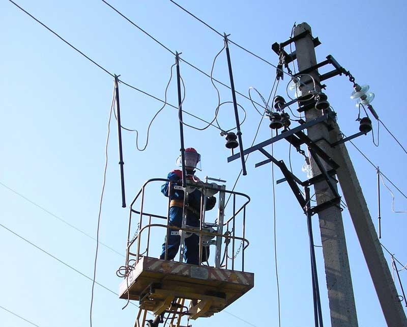 кто обслуживает электрические сети