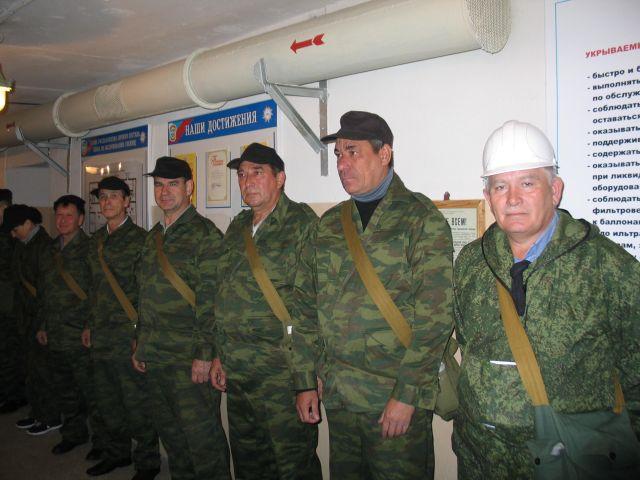 На Чебоксарской ТЭЦ-2 прошли