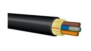 Волоконно-оптические кабели со сверхвысокой плотностью волокон
