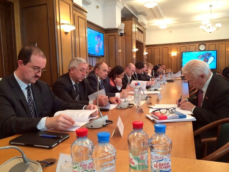 Комитет ГД РФ по энергетике, Грачев, ЭКСПЕРТНАЯ СЕКЦИЯ ГД РФ