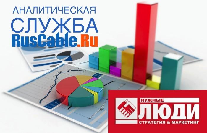 Аналитическая Служба RusCable.Ru: опубликованы данные за 2013 и 2014 год