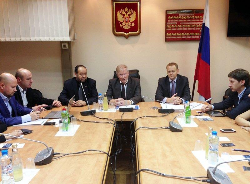 Совещание Консультативного совета при Председателе Комитета Государственной Думы ФС РФ по энергетике