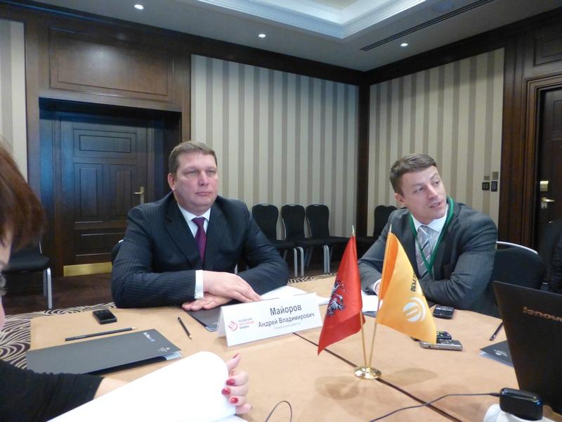 Представители портала RusCable.Ru посетили пресс-конференцию ОАО «Объединенная энергетическая компания»