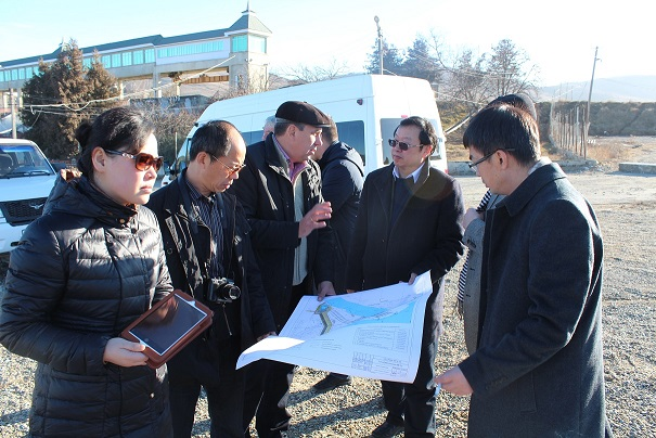 Завершается визит экспертов PowerChina на площадки малых ГЭС РусГидро на Северном Кавказе