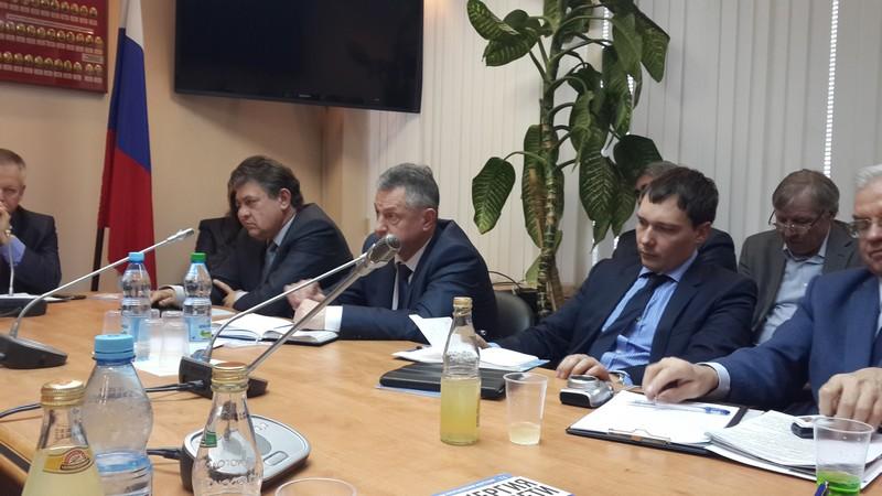 Секция Кабельная промышленность, Комитет ГД РФ по энергетике, Грачев, репортаж