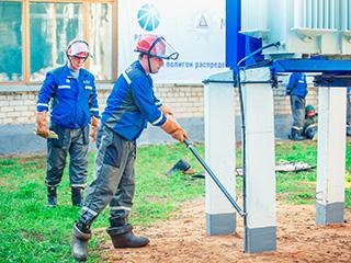 Новый учебный полигон Россети откроют в марте в Курской области