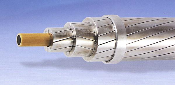 Высокотемпературный  провод марки АССС с композитным сердечником