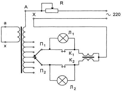 Схема снятия круговой