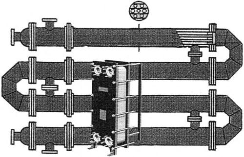 Теплообменники для цтп Уплотнения теплообменника Теплохит ТИ 337 Бузулук
