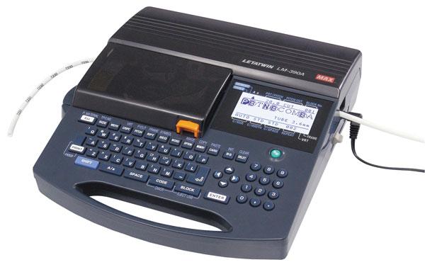 Машинка Letatwin LM-390A/PC предназначена для нанесения маркировки...