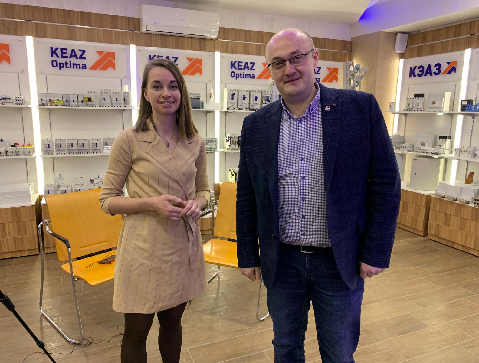 Дмитрий Коробка, директор по производству КЭАЗ