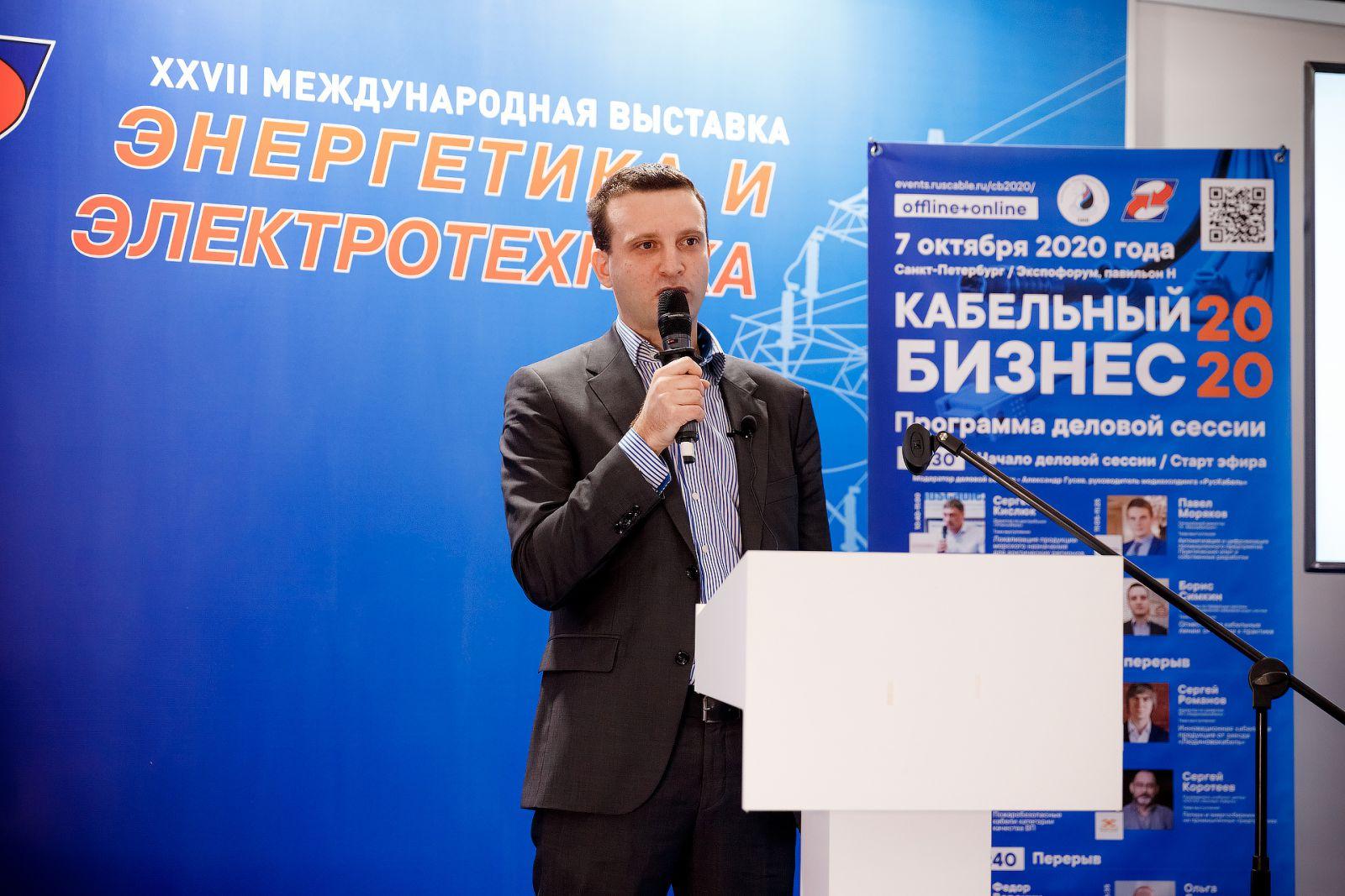 Борис Симкин, менеджер по продукции системы защиты управления кабеленесущих систем компании DKC