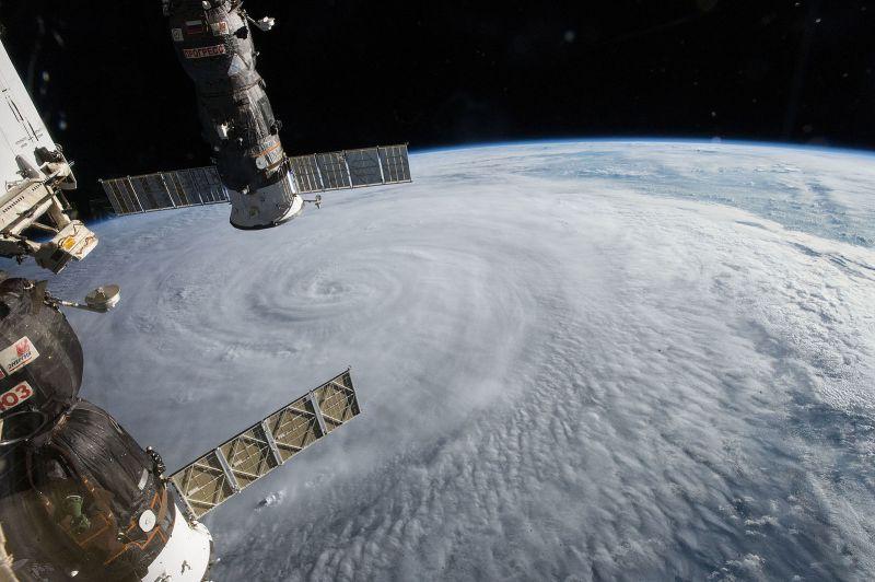 Восточная и Юго-Восточная Азия подвержены одним из самых сильных тайфунов в мире