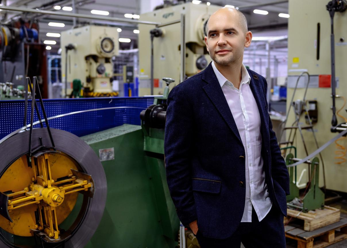 Андрей Канунников, Председатель стратегического комитета УК ГК «КЭАЗ» Взаимодейств