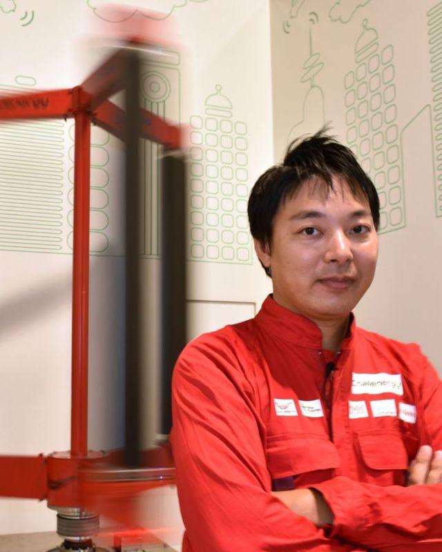 Ацуши Симидзу надеется, что его конструкция в виде венчика будет значительно более прочной, чем у обычных турбин