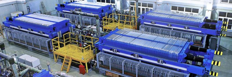 Электролизер thyssenkrupp
