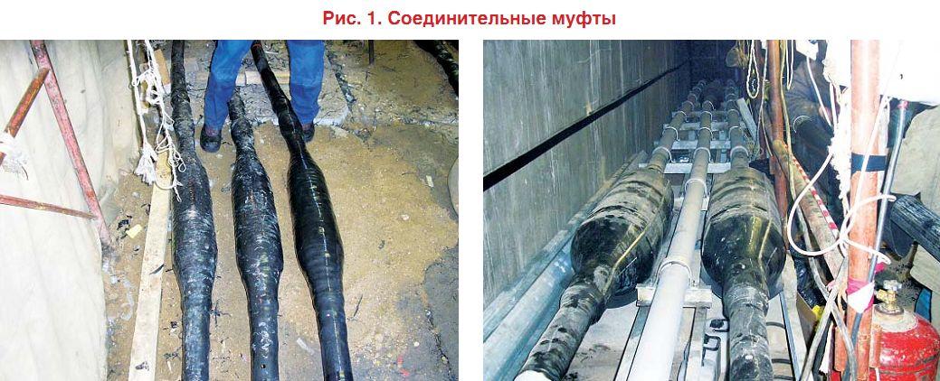 Технология сшитый полиэтилен в кабеле